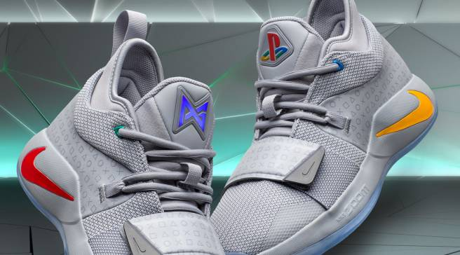 eeff2a1d95f2 Nike Reveals Paul George s Latest Playstation Sneaker