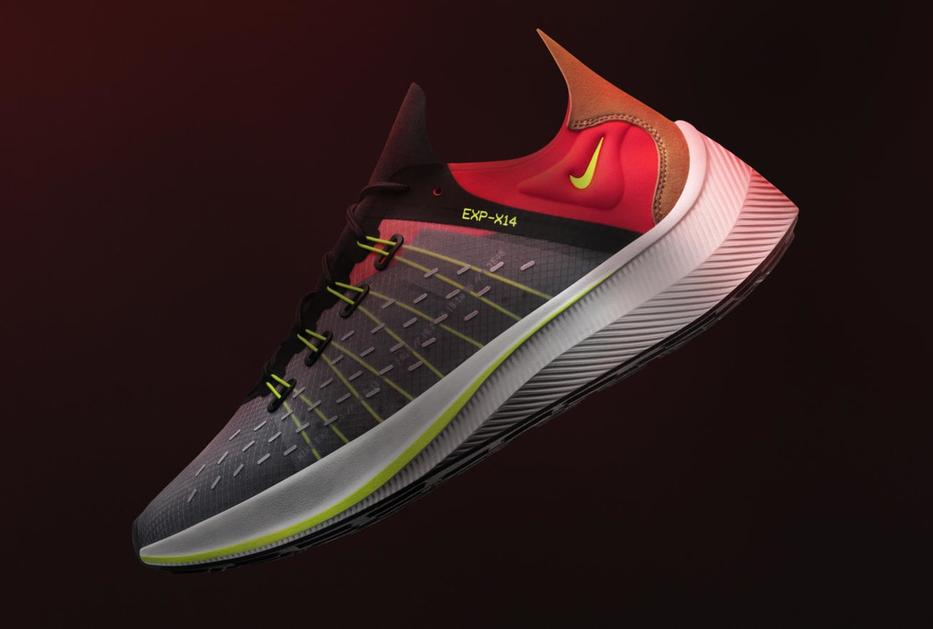 wholesale dealer 3df75 781bb Nike Debuts Its Latest Lifestyle Runner. Introducing the EXP-X14.