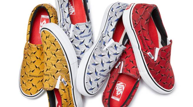 47132697c618 This Week s Supreme Drop Includes a New Vans Collab