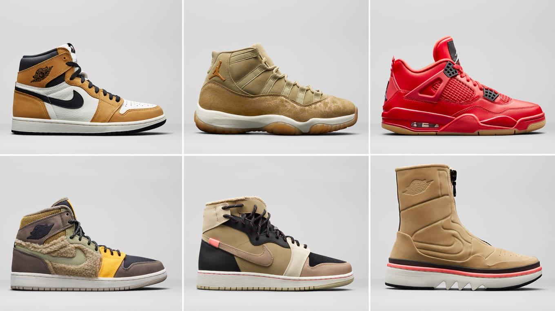 new jordan collection