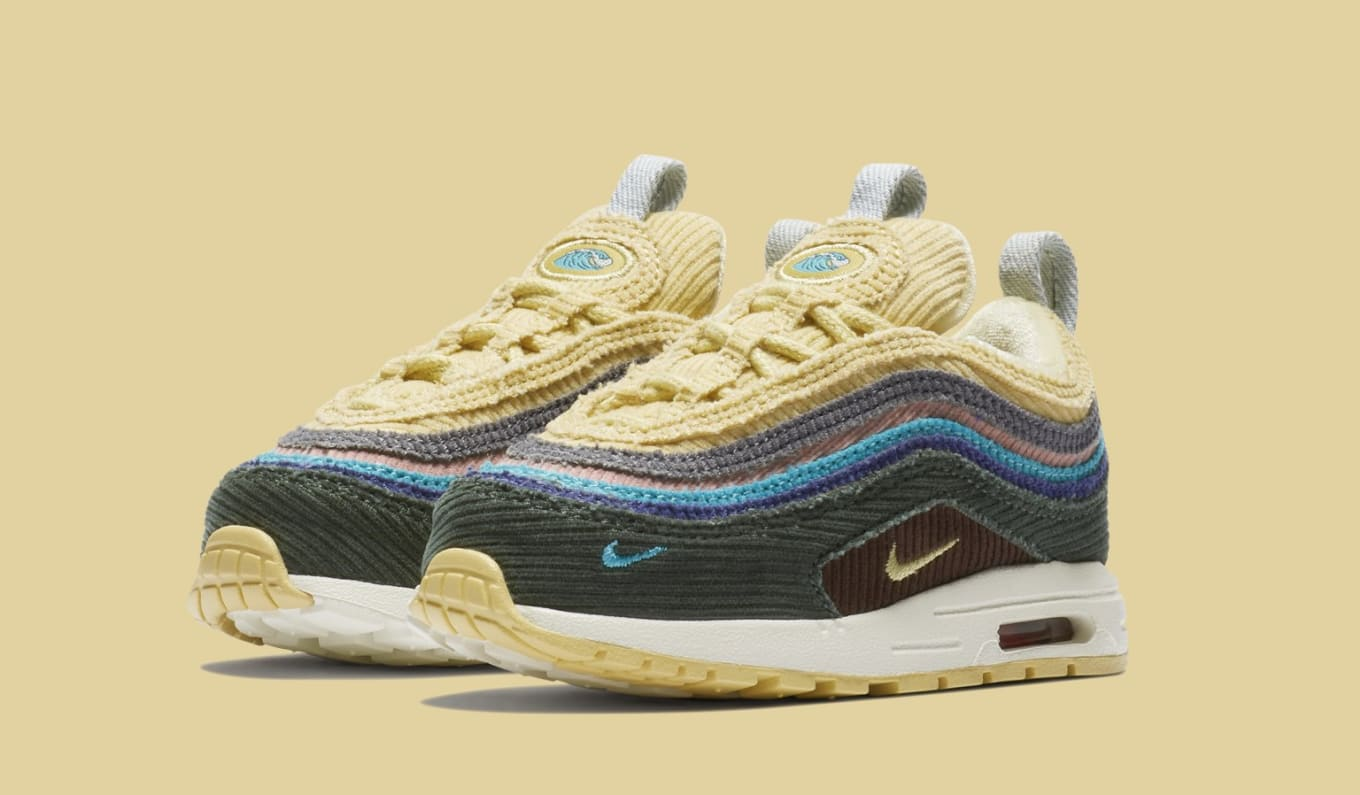 5dcc3dc42fcd9 Sean Wotherspoon x Nike Air Max 1/97 BQ1670-400 UK Release Date ...