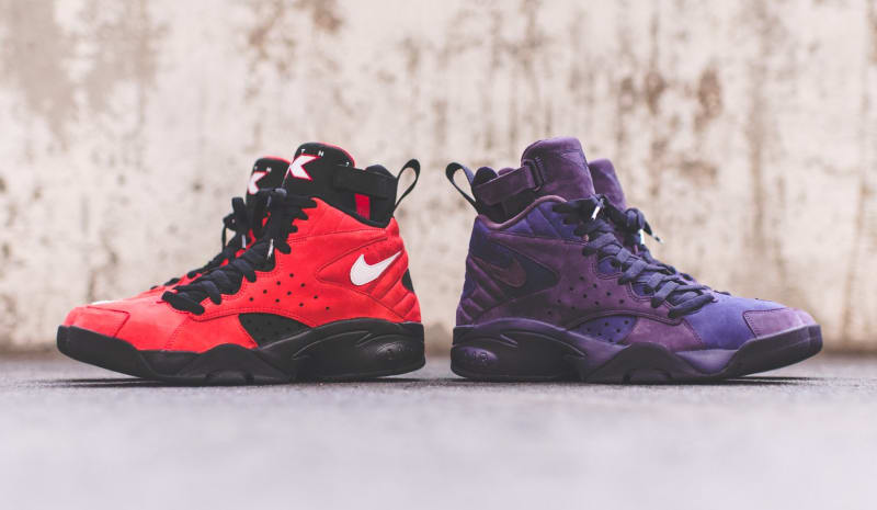 f0d2a805affb84 ... KITH x Nike Air Maestro 2 High Release Date Sole Collector ...