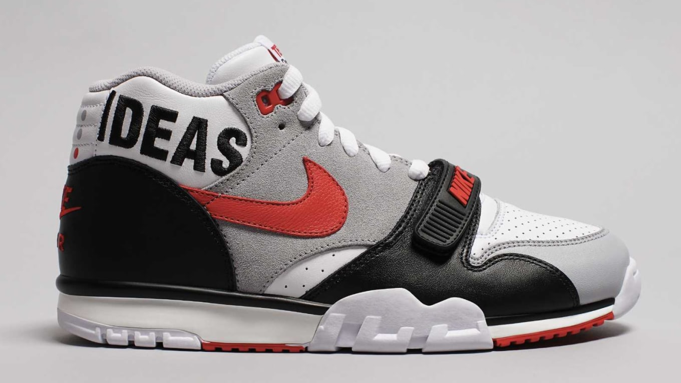 half off 1b5a7 0e48f TEDxPortland Nike Air Trainer 1 | Sole Collector