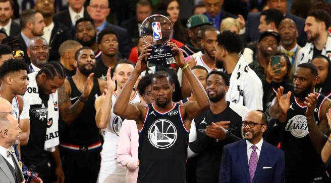 f002b6b0e8da2 Every Sneaker Worn in the 2019 NBA All-Star Game