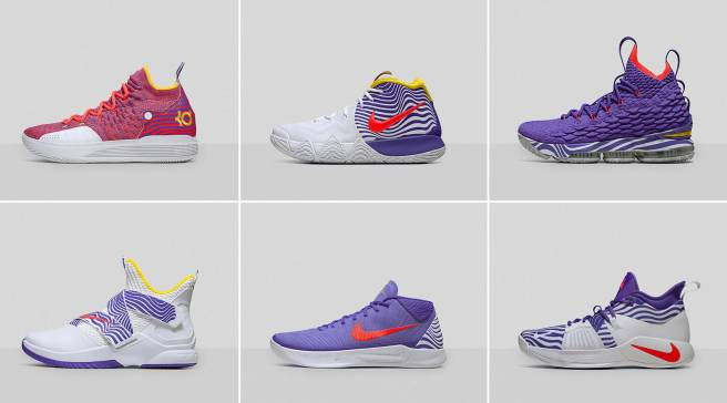 12e5a8bd6232 Nike Unveils Its 2018 WNBA All-Star PEs
