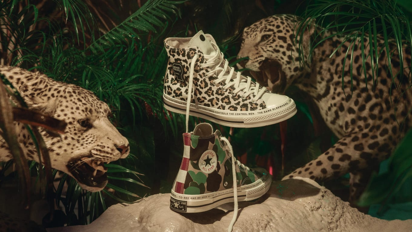 892f229ef37979 Brain Dead x Converse Chuck 70 Collection Release Date