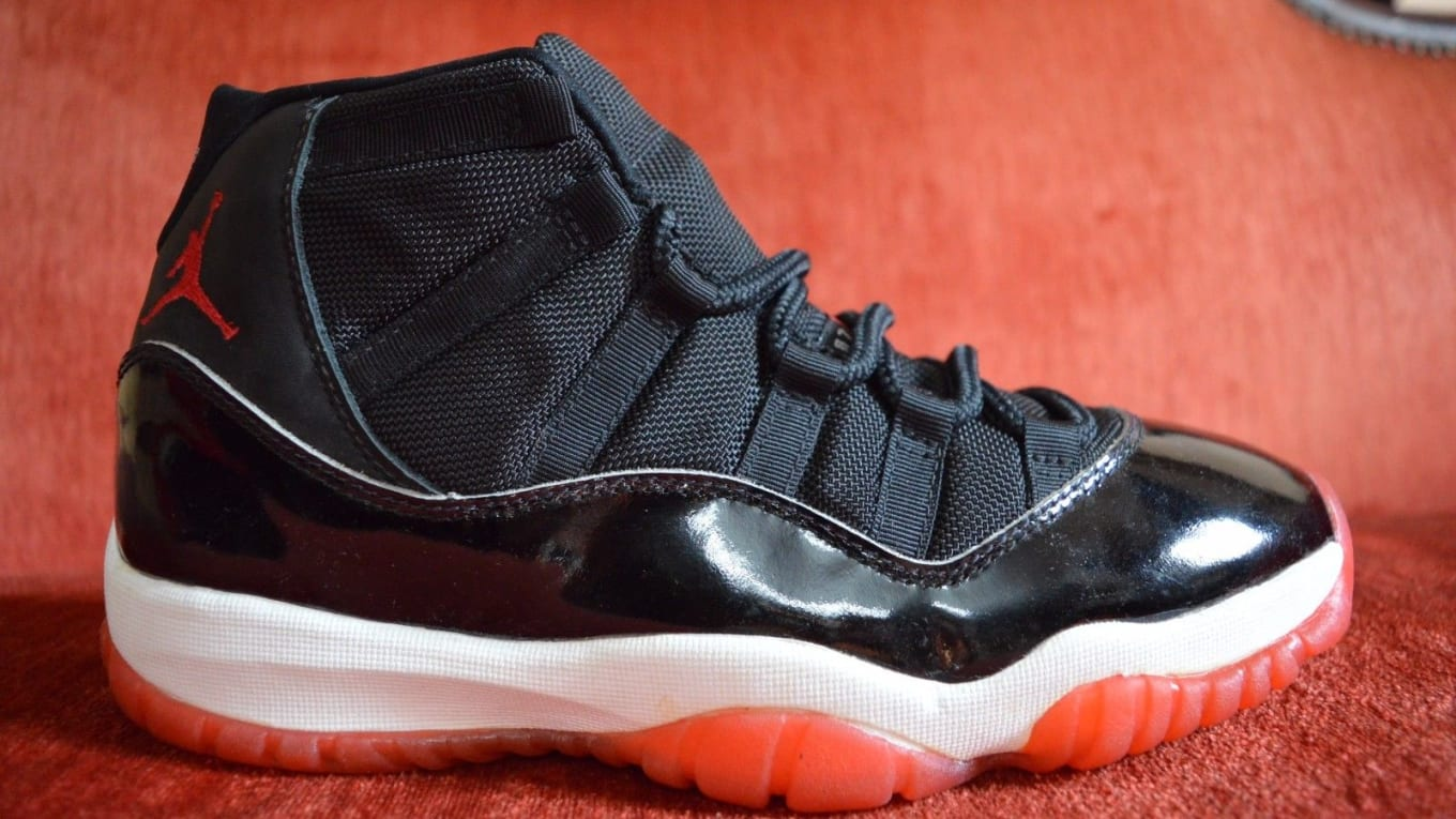 c63d66c39d6 Air Jordan 11 XI Bred 2019 Release Date 378037-061 | Sole Collector