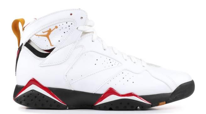c946414746324e Reflective Air Jordan 7  Cardinal  Rumored For April