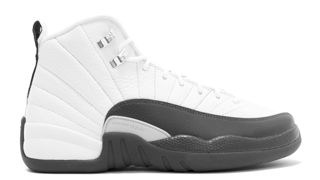 20d60630afb Air Jordan 12  Michigan  White Amarillo Metallic Gold Midnight Navy ...