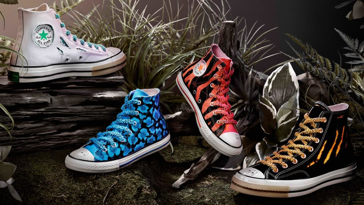 ed117624db7f Dr. Woo x Converse Chuck 70  Wear to Tear  Collection Release Date ...