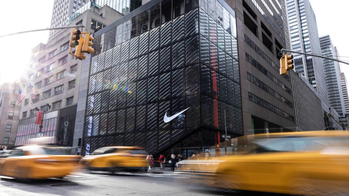 0268293e6c13 Nike Flagship Store NYC