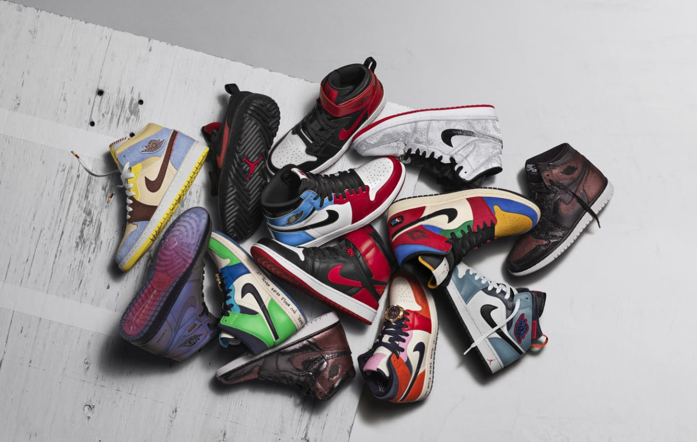 Air Jordan 1 Fearless Ones Collection Release Date Holiday 2019