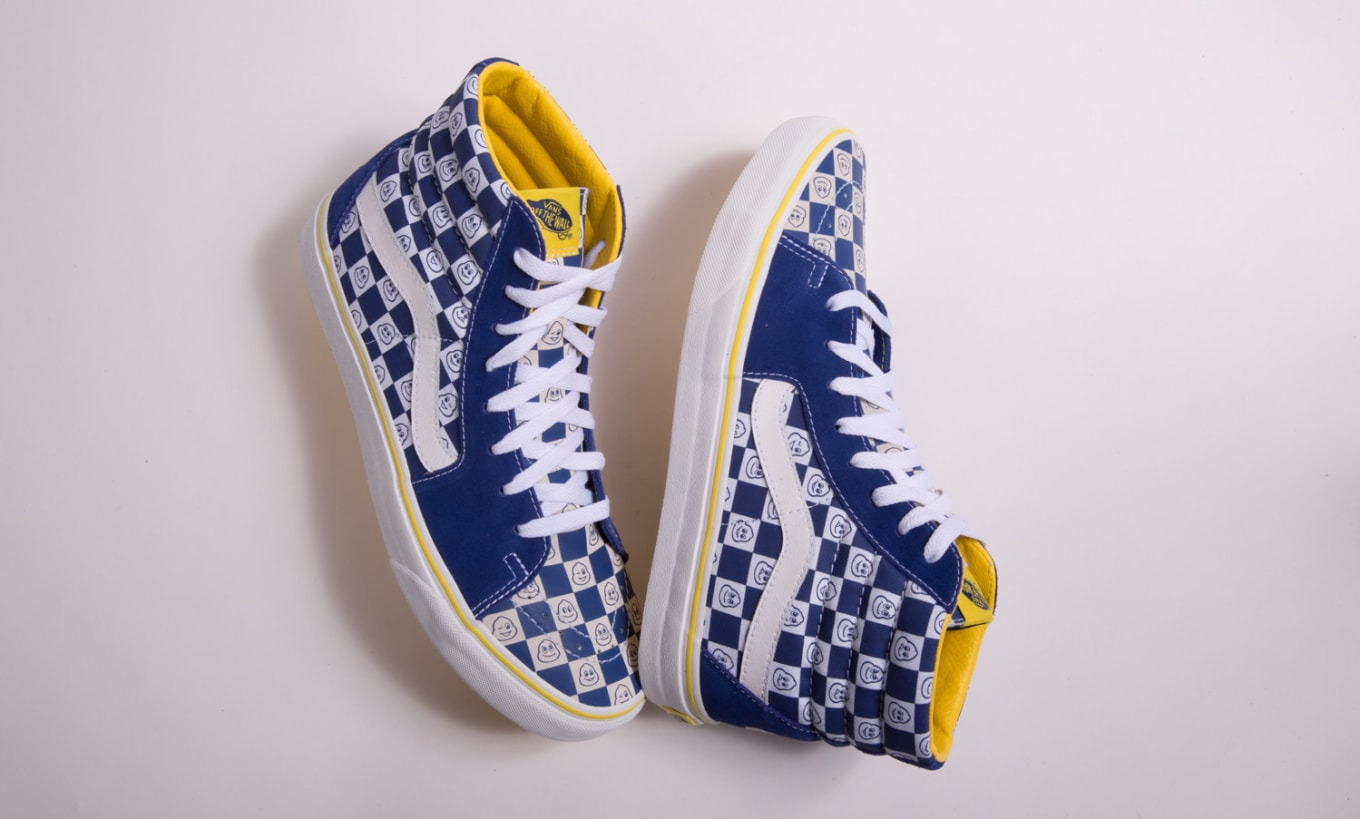 bad0458b1f How to Win the Michelin x Vans Old Skool and Sk8-Hi Sneakers
