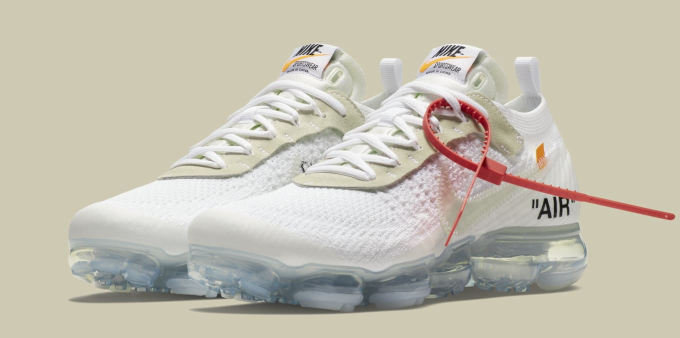 2ca83c4e42e Image via Nike. After finishing off the month of March with the release of  their second Air VaporMax