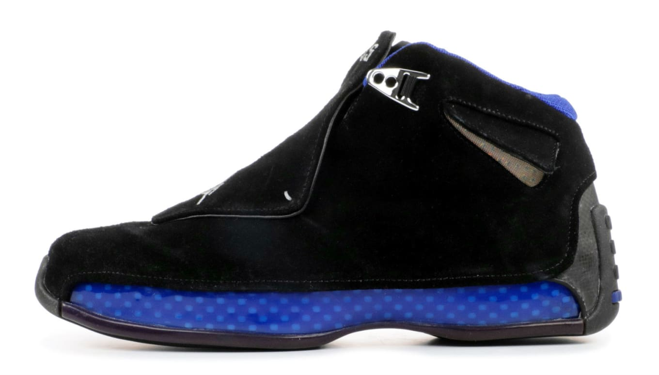 online store 3bc2a aaa07 Air Jordan 18 BlackSport Royal