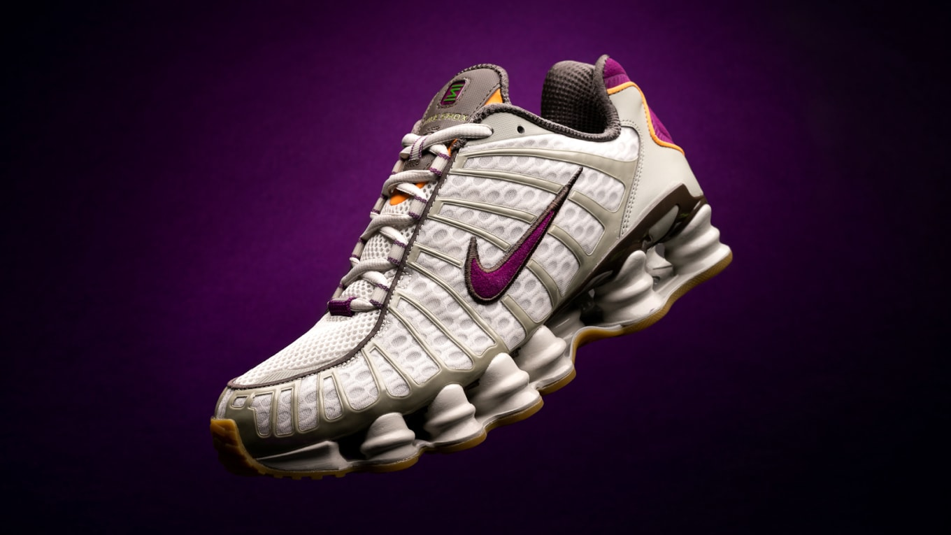finest selection 7249d a6c5d Size  x Nike Shox TL  Viotech  Release Date   Sole Collector