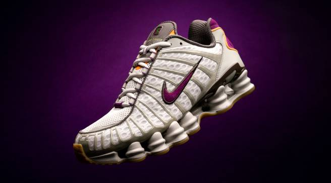 wholesale dealer 44ff2 4c5e0 Is Releasing a  Viotech  Nike Shox TL