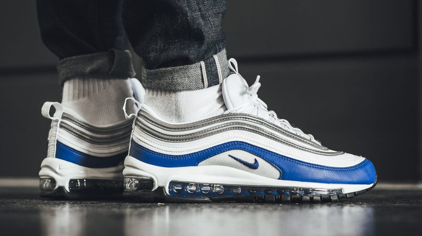 size 40 2ad6b e97e9 Nike Air Max 97 Game Royal Heritage Release Date | Sole ...