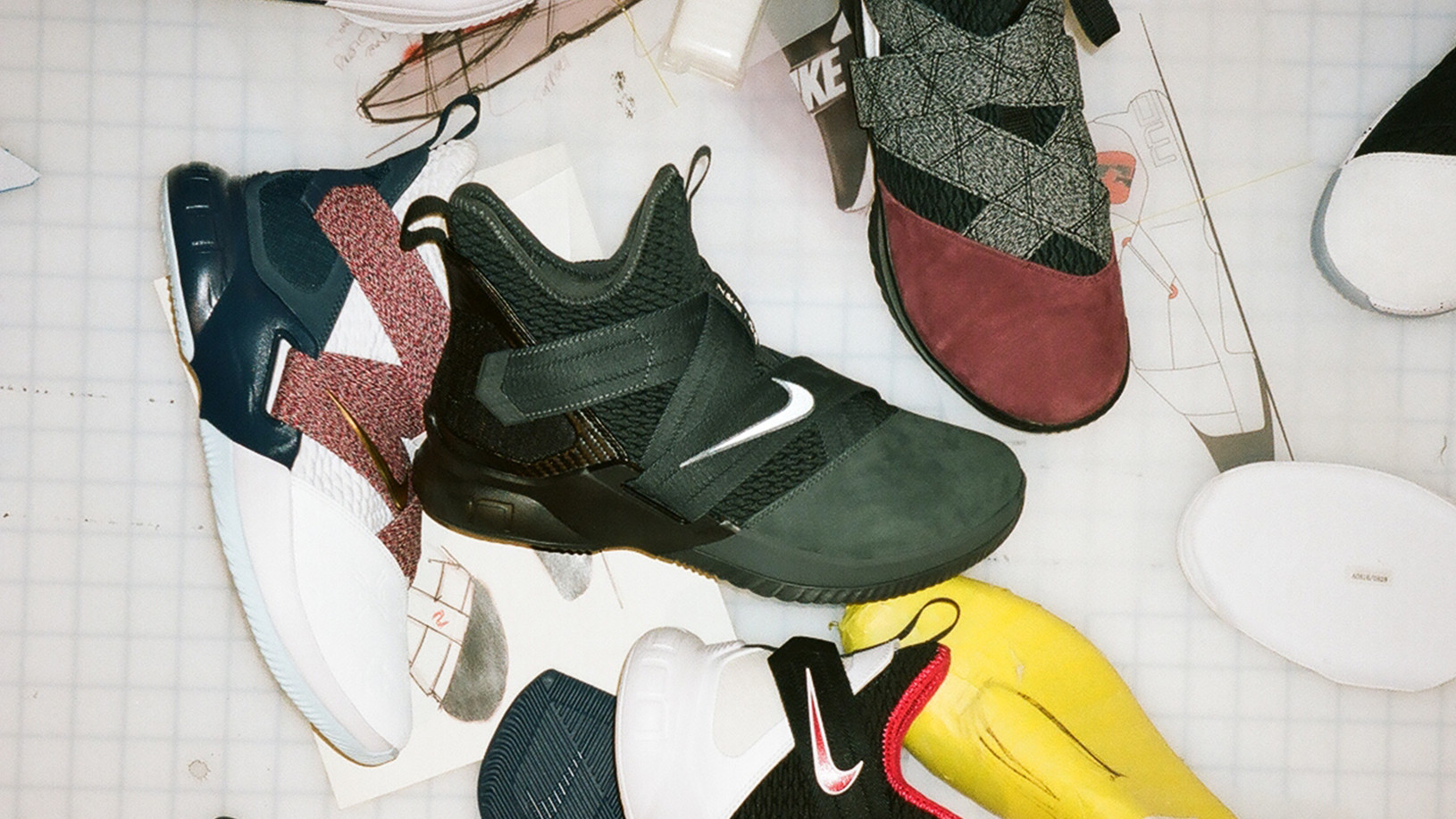 a89f2ad113c A Look at the Design of the Nike LeBron Soldier 12
