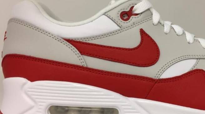 hot sale online dd936 d26b0 Nike s Air Max 1 90 Hybrid Releases This Fall