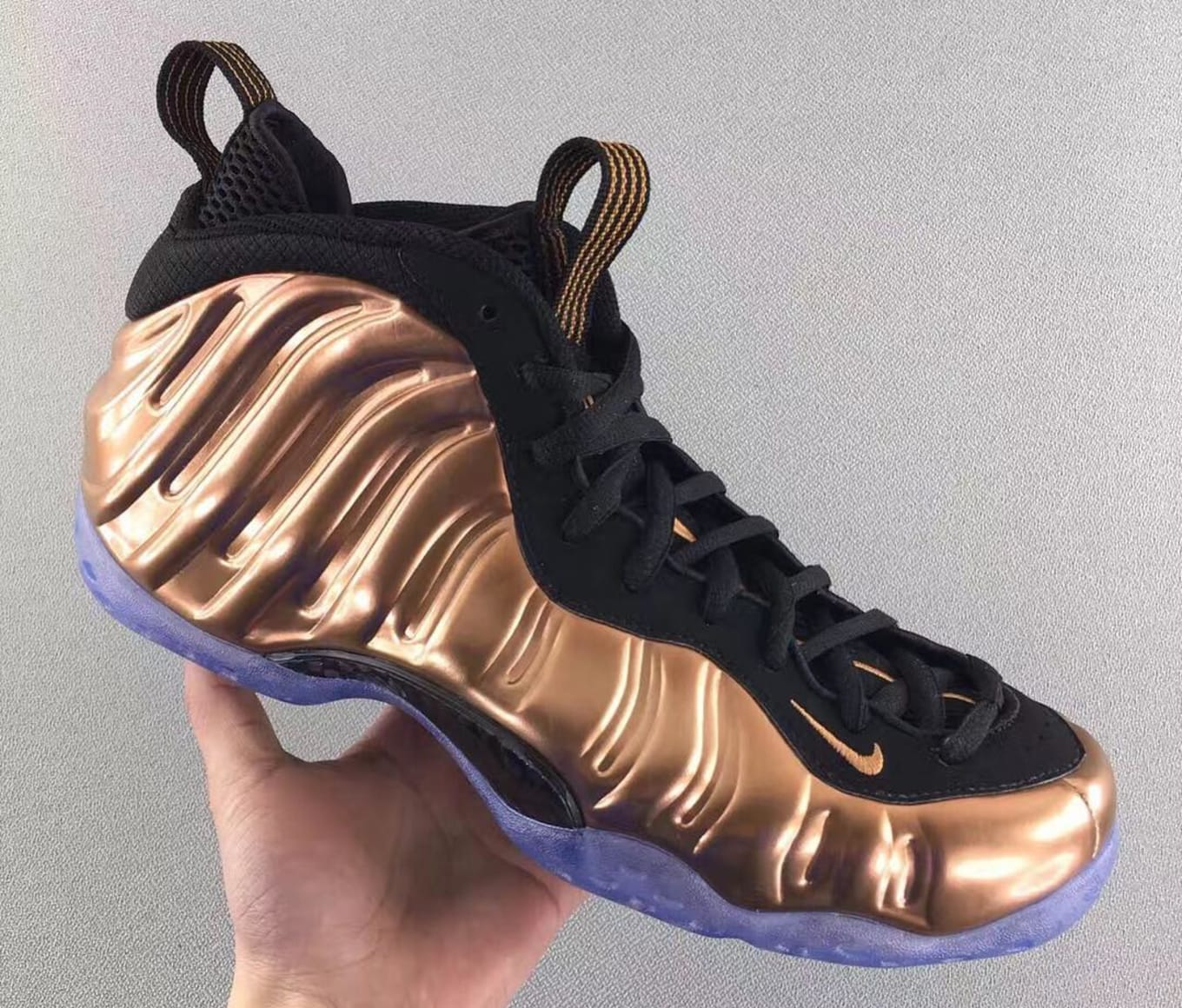 9b2dece37ab68 Nike Air Foamposite One Copper 2017 Release Date 314996-007
