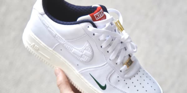 Ronnie Fieg Shares First Look at Kith x Nike Air Force 1