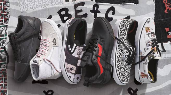 822a82d239 A Tribe Called Quest x Vans Collection Drops Next Month