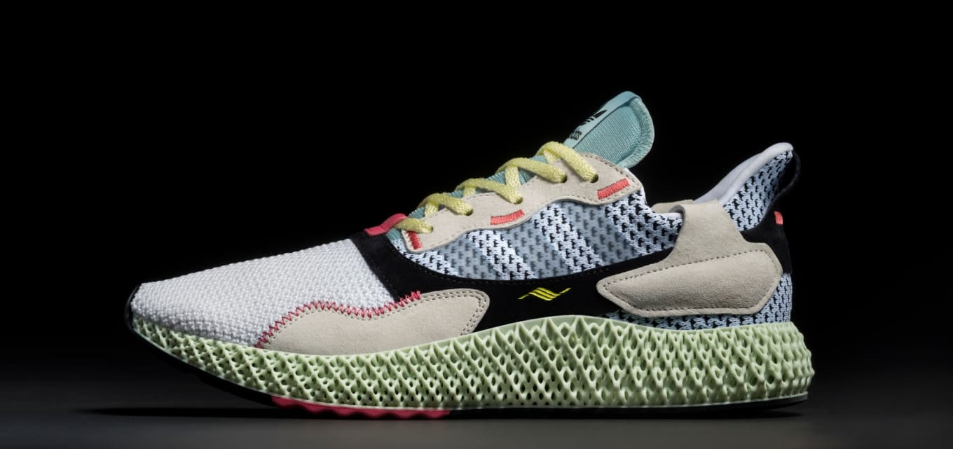 best loved 3f55e f6b05 Adidas Futuristic ZX 4000 4D Is Almost Here