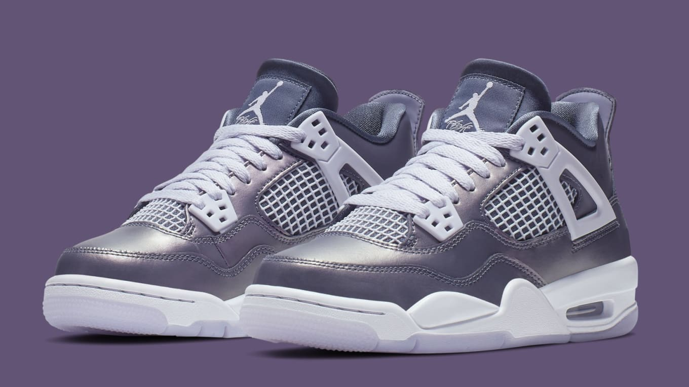 new style 7e155 a3faf Latest Images of the  Monsoon Blue  Air Jordan 4