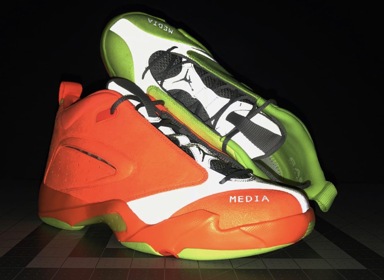 173b9330582ae2 Jordan Jumpman Quick 6  Neon  Sample Images