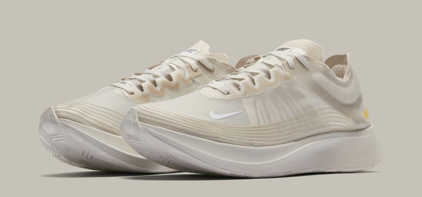 Nike Zoom Fly SP  Light Bone White  AJ9282-002 Release Date  13bf9415f