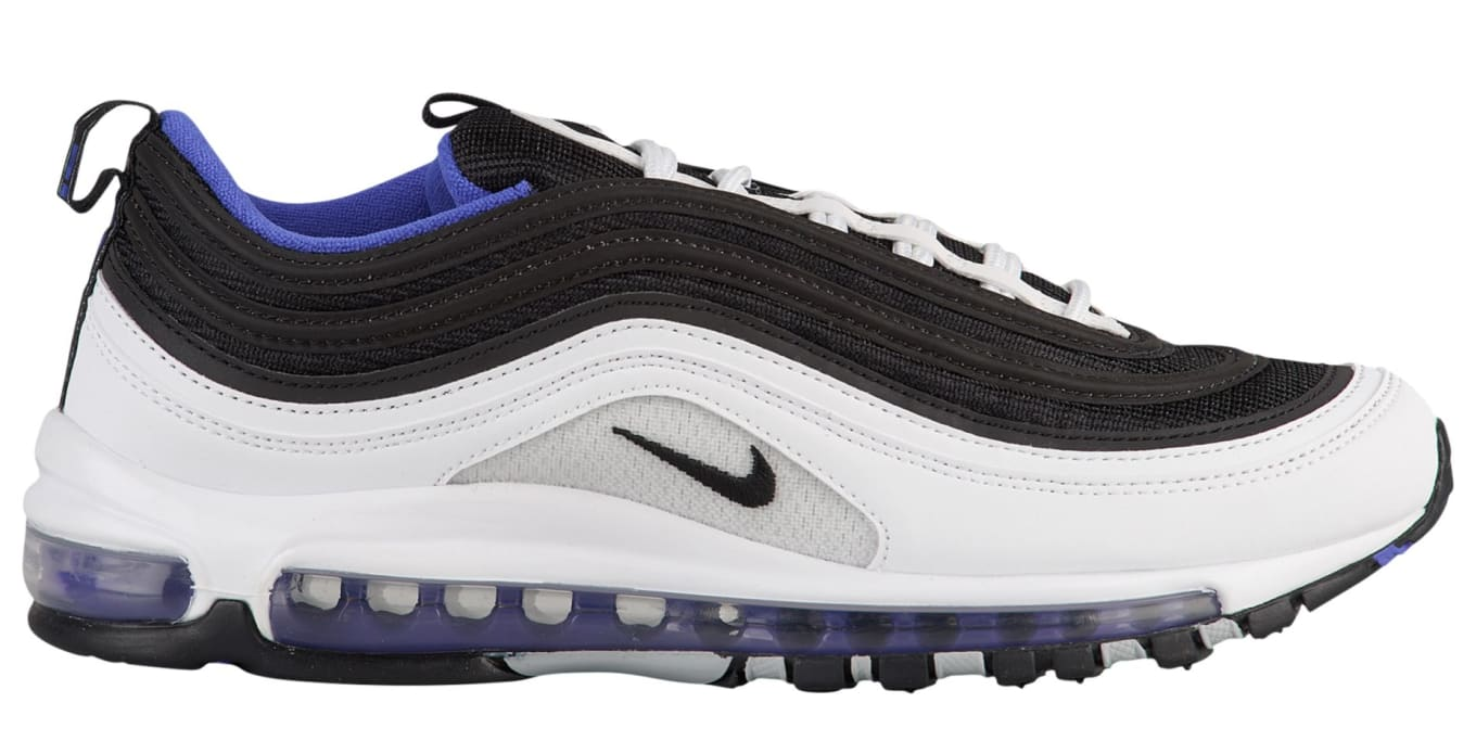 Nike Air Max 97 'WhiteBlackPersian Violet' 921826 103