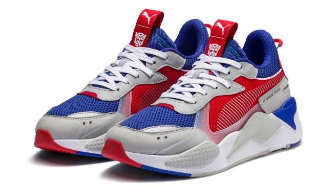 huge selection of c8621 57696 A Full Look at Puma s Transformers Collab