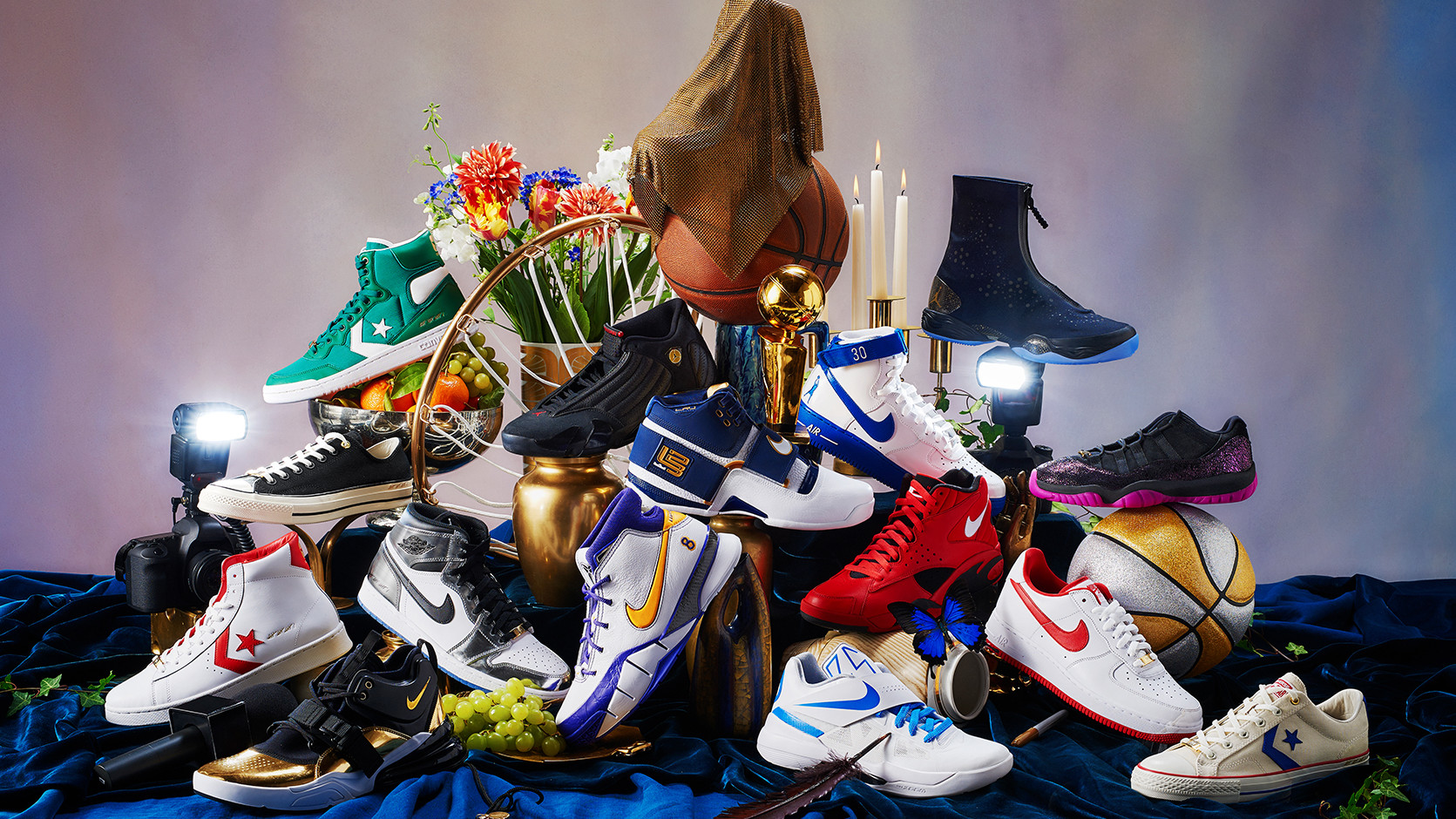 8ae3d4e4d96 Nike  Art of a Champion  Basketball Collection Release Dates