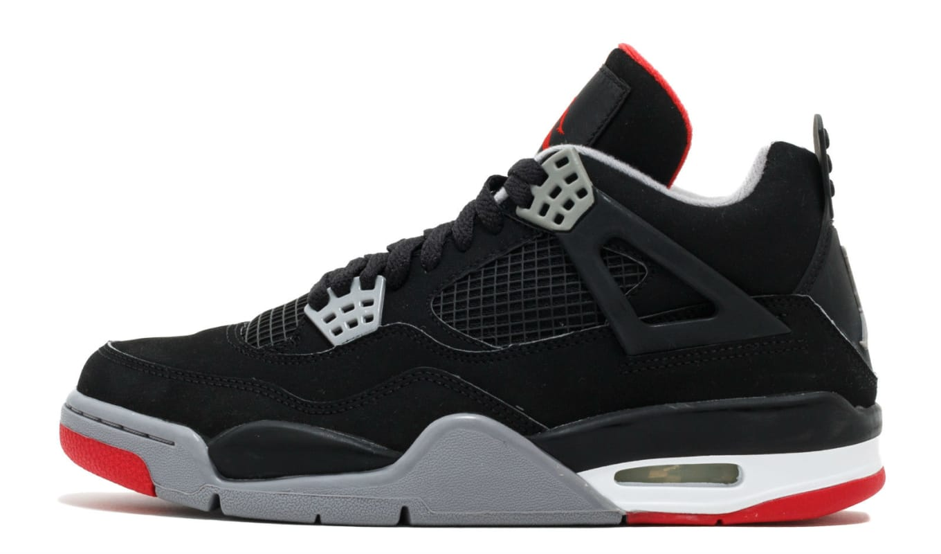 5d49eebf9b9c8 Air Jordan 4  Black Cement