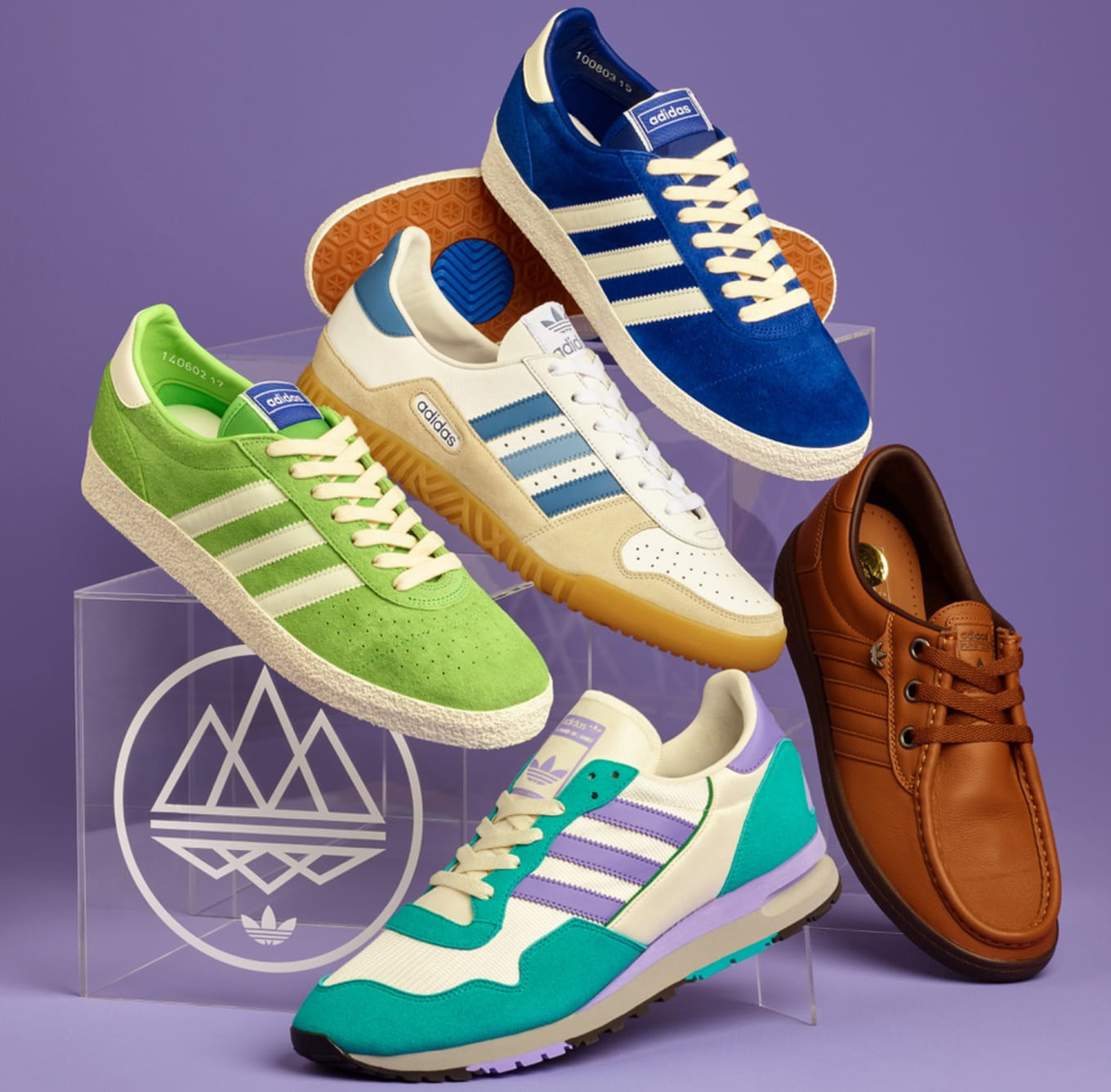 5254e4f451 Adidas Spezial Fall Winter 2018  Acid Winter  Collection Release ...