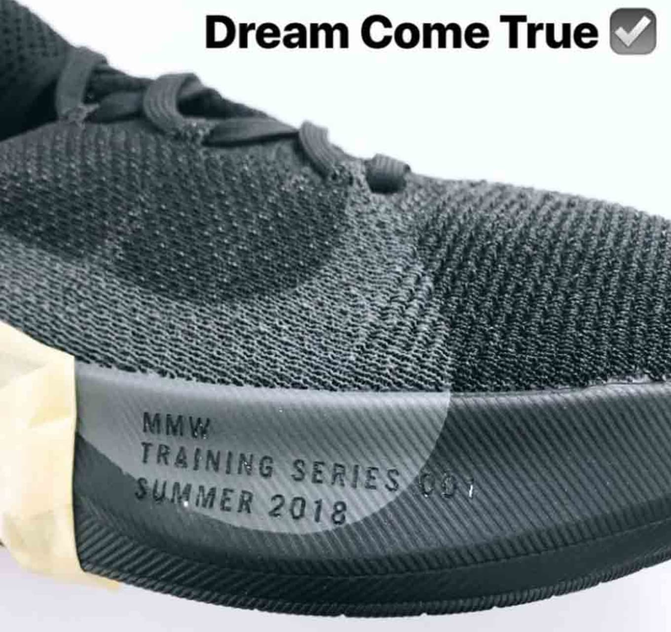 cb74d50d6b66 Matthew M. Williams x Nike Vapor Street Flyknit MMW Preview