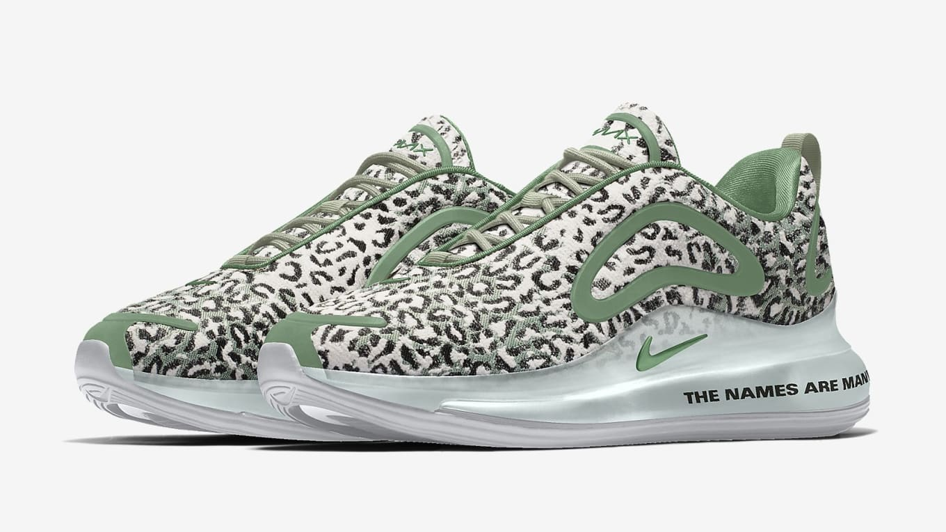 Maharishi x Nike Air Max 720 By You Release Date | Sole