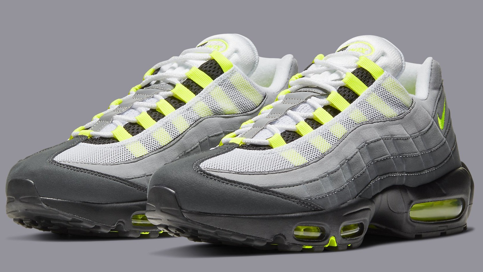 Nike Air Max 95 'Neon' Release Date CT1689-001 | Sole Collector