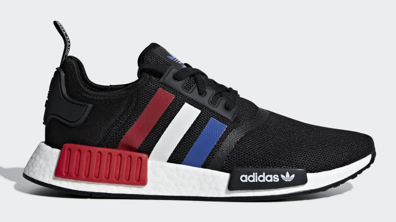check out 21882 91ac8 Adidas NMD R1 Color Pack Tricolor Release Date F99712 | Sole ...