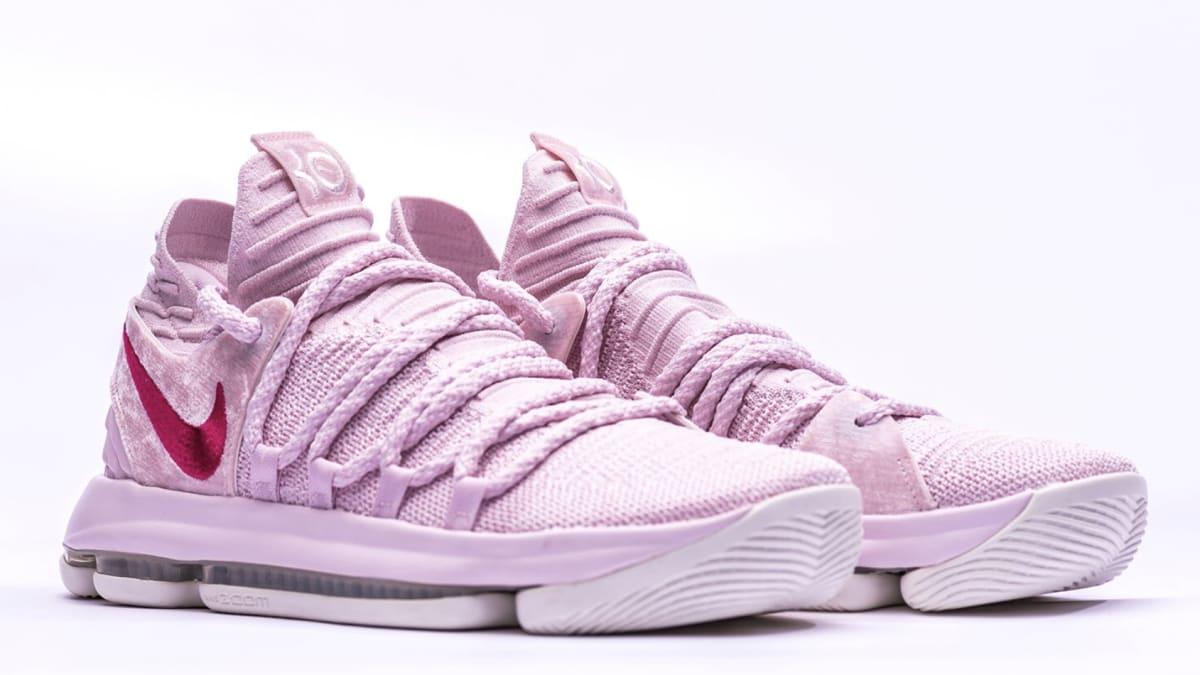 Nike KD 10  Aunt Pearl  Teaser  17312b186