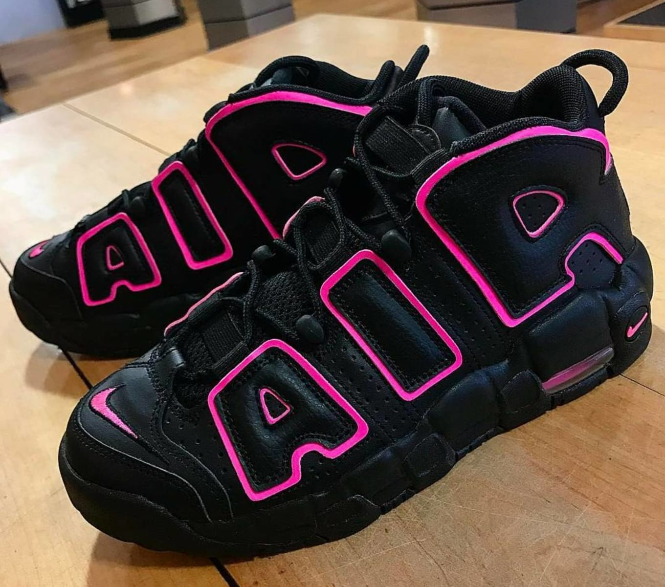 finest selection 1f59f d566a Nike Air More Uptempo