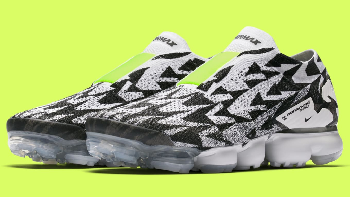 on sale 49c46 e7aa4 The Acronym x Nike VaporMax Drops This Weekend