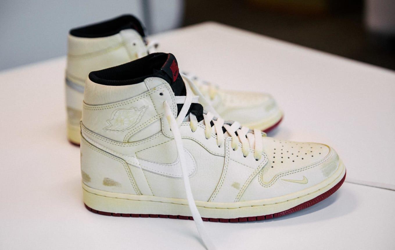 08dbe453b1de32 Nigel Sylvester x Air Jordan 1 Nike SNKRS Pass Release