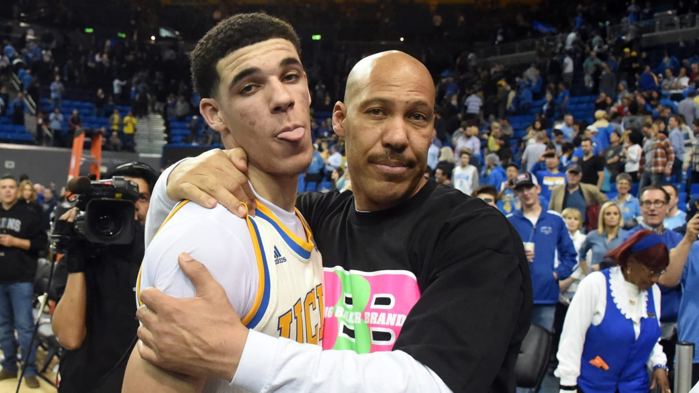 c932adfc54a1 ... Ball Feels About Lonzo Wearing Nikes. The Big Baller Brand CEO reacts.