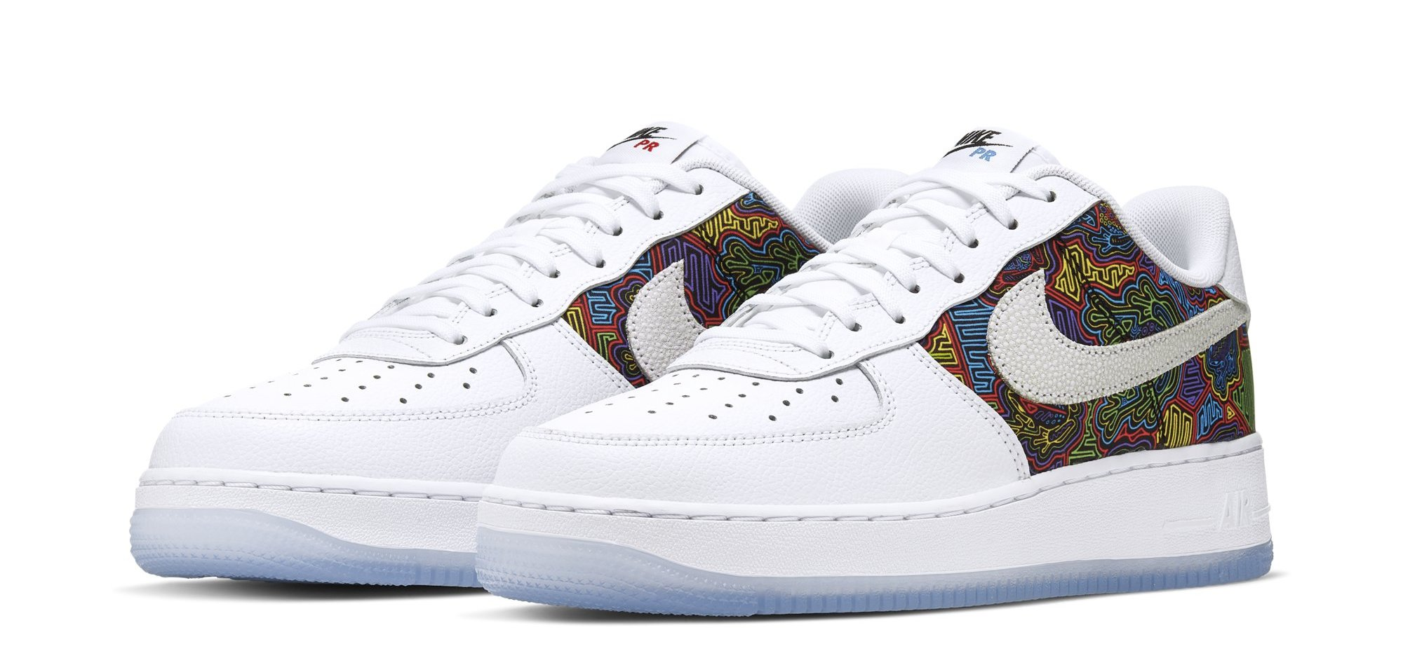 95cb165f92 Nike Has Officially Canceled the 'Puerto Rico' Air Force 1 | Sole Collector