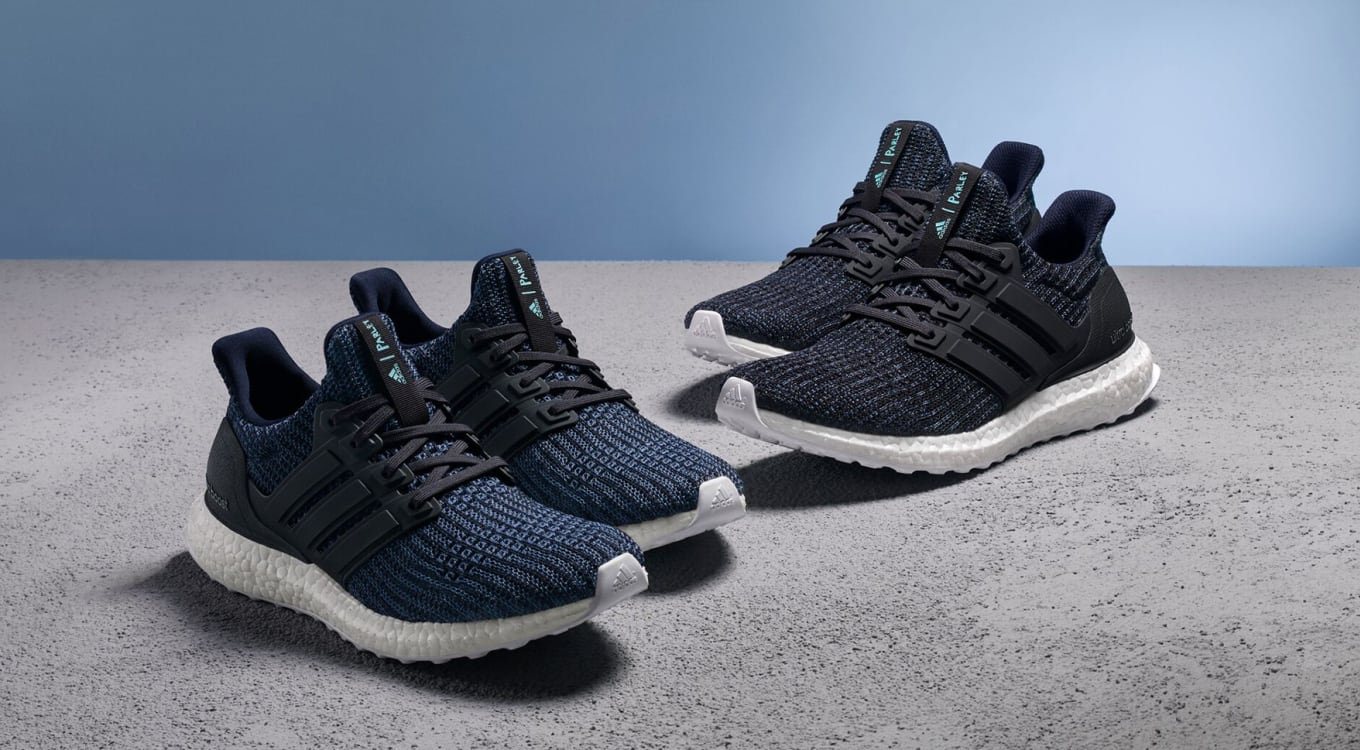 98a85b418165d Adidas  New Parley Ultra Boosts Drop Next Week. The official shoe of Run ...