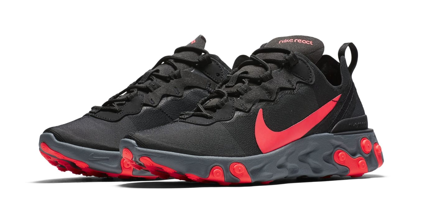 new concept 32264 fe92a Nike React Element 55 Rumored Holiday 2018   Sole Collector