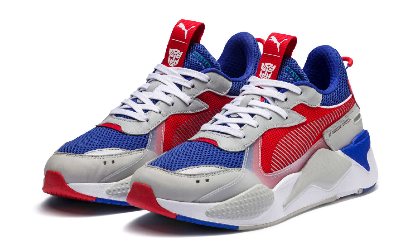 96334eecfcc Hasbro x Puma RS-X  Transformers  Release Date