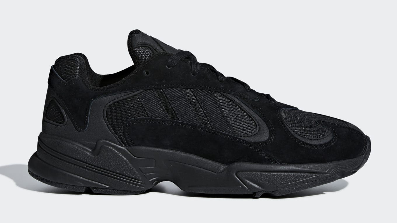 98500a34 Adidas Yung-1 Triple Black Release Date G27026 | Sole Collector